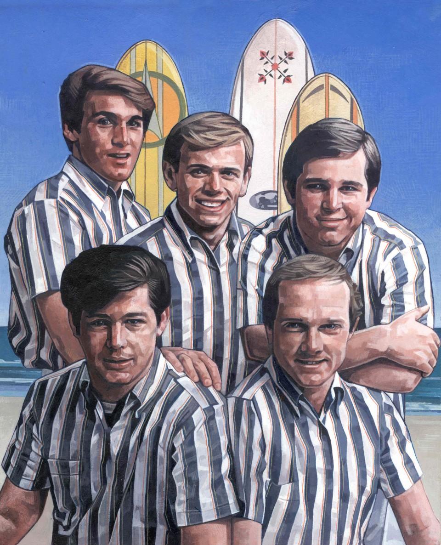 The Beach Boys The Beach Boys Today